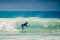 Wave Surfing at Dakhla Western Sahara