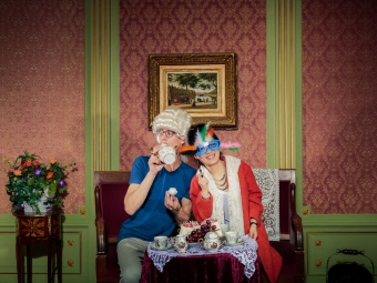 Photo-booth<br> Haags Historisch Museum
