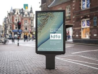 IDFA 2020 Festival Campaign (Photography)