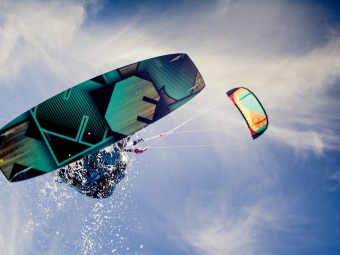 Kitesurf Tricks Near Dakhla
