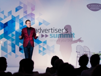 Advertiser's Summit – Reinvent your brand
