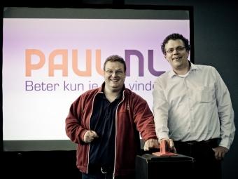 Lancering Paul.nl