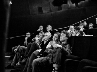 Upload Cinema – Den Haag – All Play And No Work