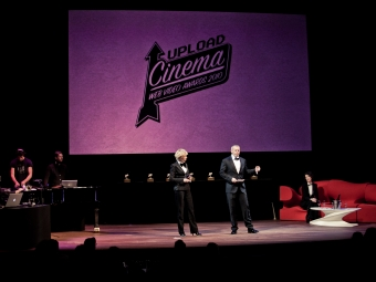 Uploadcinema – Web Video Awards 2010