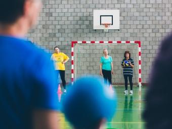 Team Sportservice – Beweeg groepen