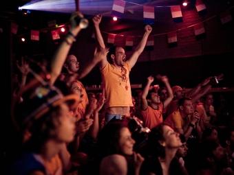 WK finale Nederland – Spanje